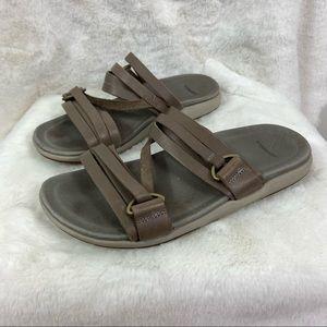 Merrell Women's Brindle Kalari Shaw Comfort Slide J84434. Size 7